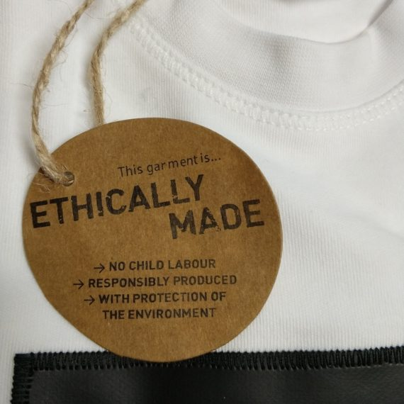 camiseta pizarra ethically made