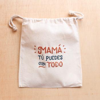 BOLSA PARA PACK REGALO MAMÁ