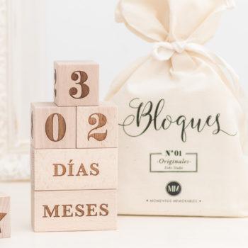 """BLOQUES """"ORIGINALES"""" Nº01"""