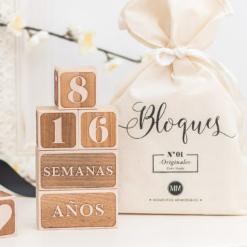 """BLOQUES """"ORIGINALES"""" NOIR Nº01"""
