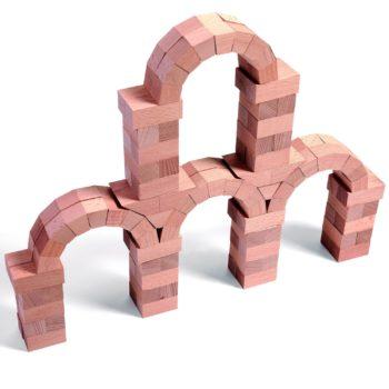 Arching: construye arcos de medio punto como los antiguos romanos