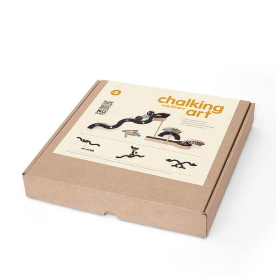 Chalking Art