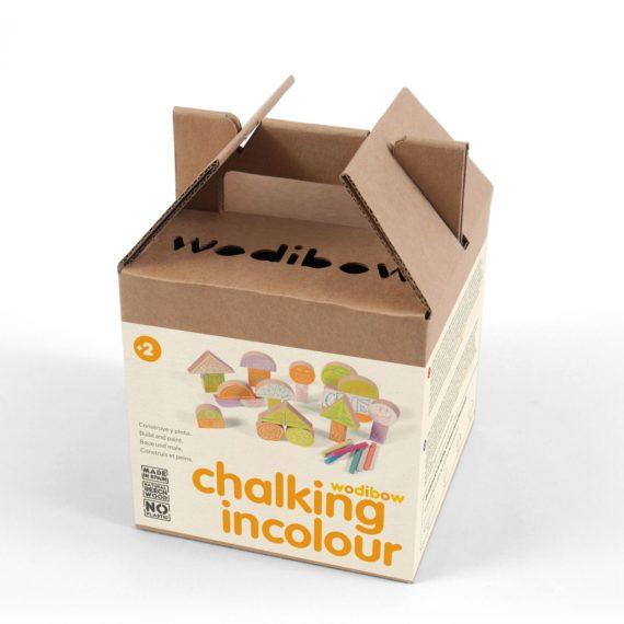 Chalking Incolour