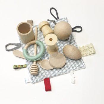 Kit Montessori Gris