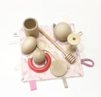 Kit Montessori Rosa