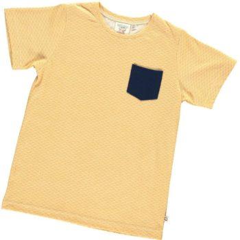 Camiseta unisex miel