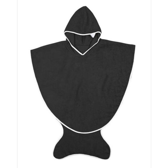 Capa de baño – Negro