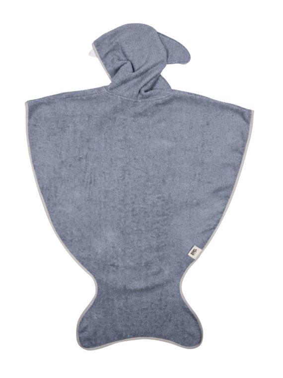 Capa de baño – Azul Pizarra