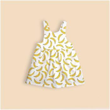 Vestido Plátanos