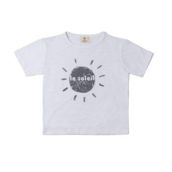 Camiseta flamé Soleil