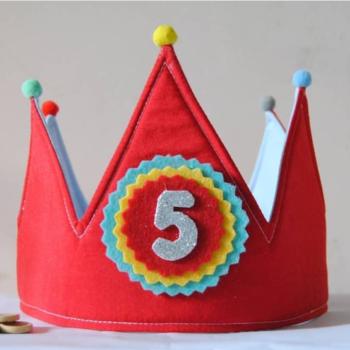 Corona de Tela Reversible