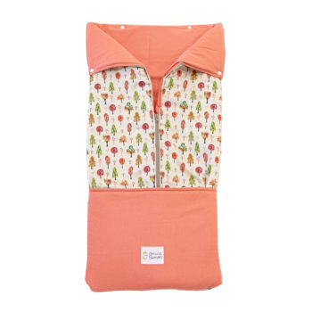 Saco convertible para Bebe- AUTUMN TREES
