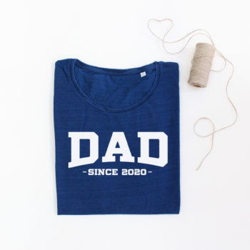 Camiseta Denim Dad