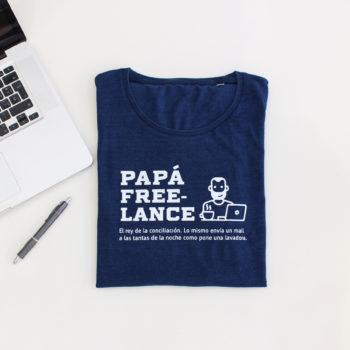 Camiseta Papá Freelance