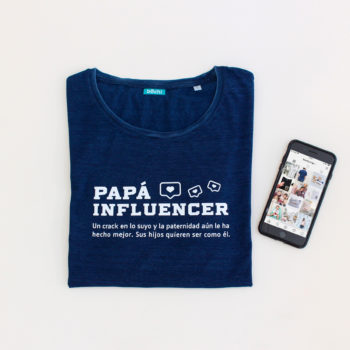 Camiseta Papá Influencer