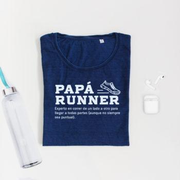 Camiseta Papá Runner