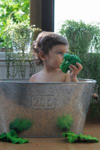 Mordedor/Juguete Brucy the Broccoli