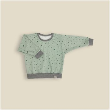 Sudadera Snow Mint