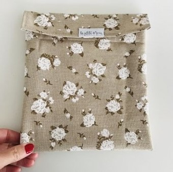 Ecobag White Roses
