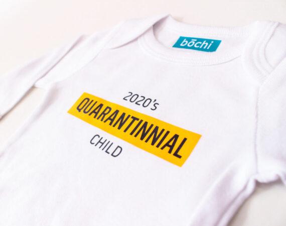 Body Bebé QUARANTINNIAL 2020