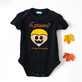 Body castanyada bebé