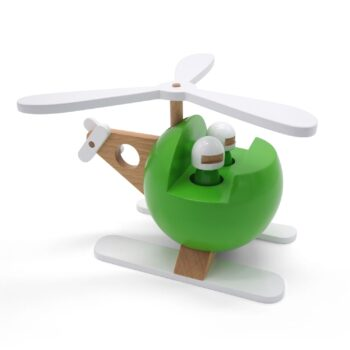 Green Riders Helicoptero