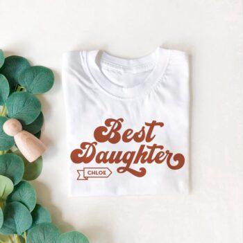 Camiseta al mejor Hijo/a
