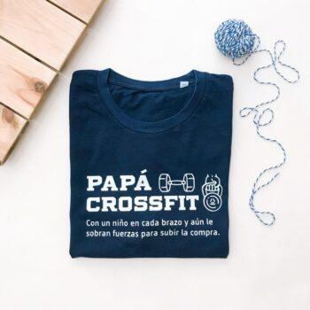 Camiseta Papá Crossfit
