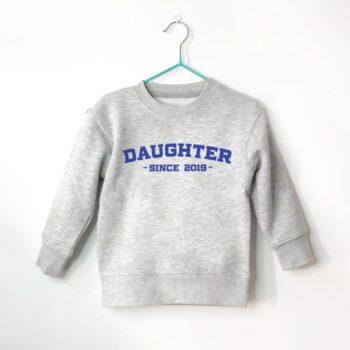 Sudadera Son/Daughter