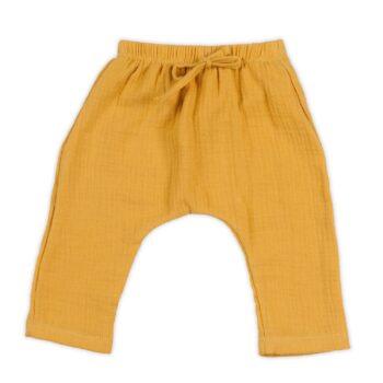 Pantalón Bámbula Mustard