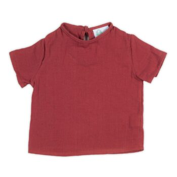 Camiseta Bámbula Garnet