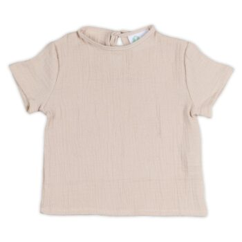 Camiseta Bámbula Cream