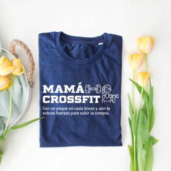 Camiseta MAMÁ CROSSFIT