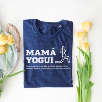 Camiseta MAMÁ YOGUI